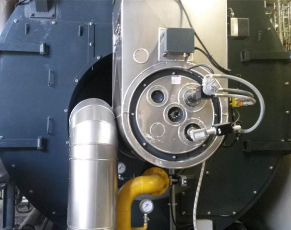Nuovo generatore 25TH messo in servizio prov. PR (anno 2014)
